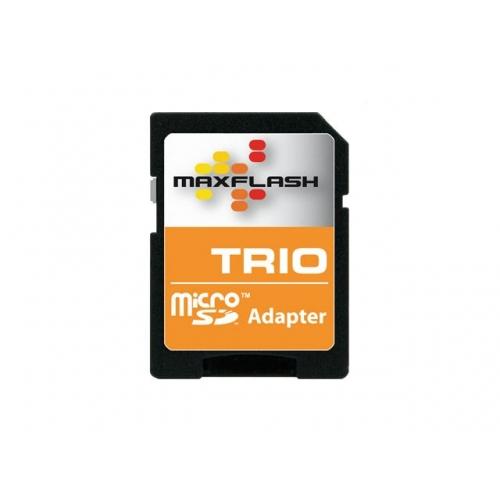 Spominska kartica Micro Secure Digital (microSD) 1GB Max-Flash (3v1)