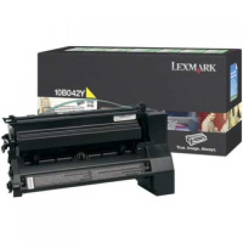 Toner C750 Yellow 15000 strani