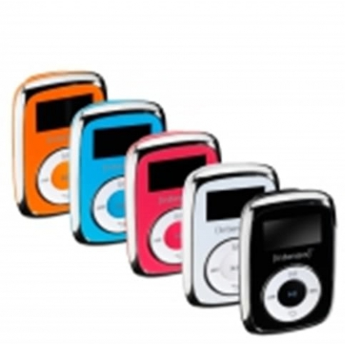MP3 predvajalnik INTENSO 8GB roza, Music Mover, USB2.0, MP3/WMA 132083