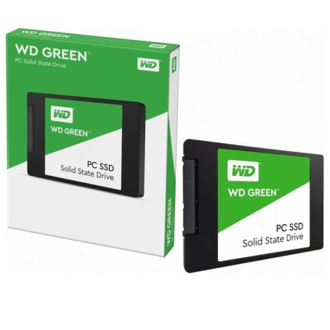 SSD WD Green™ 120GB 138195