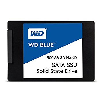 SSD WD Blue™ 500GB 138544