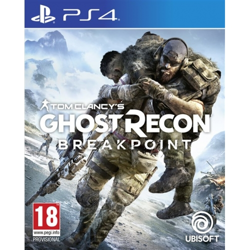 Tom Clancy\'s Ghost Recon: Breakpoint (PS4)