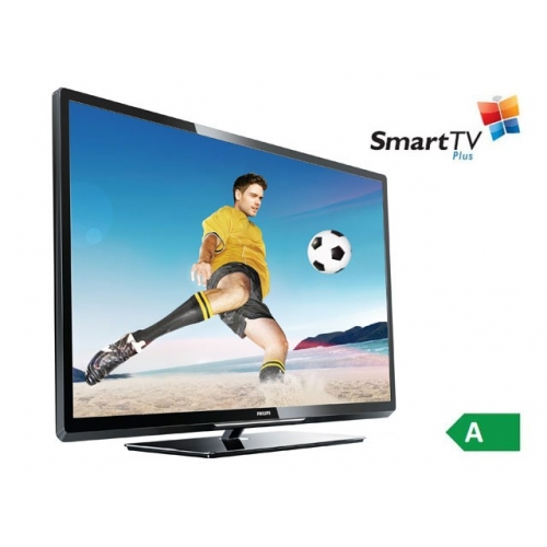 LED TV sprejemnik Philips 32PFL4007H (Smart TV Plus, Pixel Plus HD, Wi-Fi Ready, DVB-T/C)