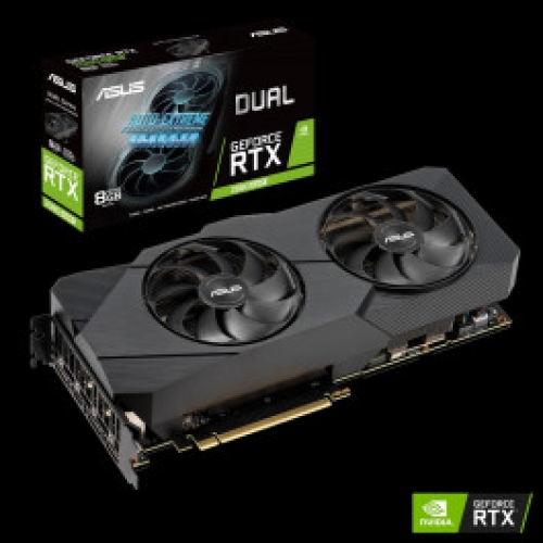 Grafična kartica ASUS GeForce RTX 2080 SUPER Evo V2, 8GB GDDR6, PCI-E 3.0