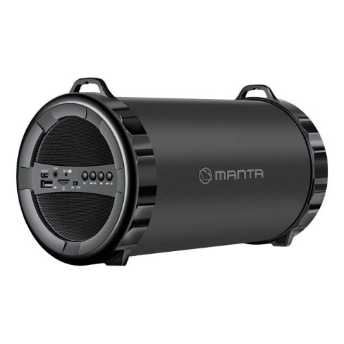 MANTA SPK204FM PIPE 2.1 HIFI Bluetooth prenosni zvočnik in woofer