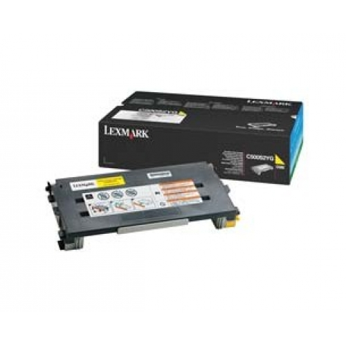 Toner yellow C500 1.5k