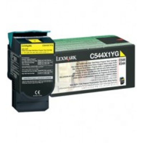 Toner C544 yellow 4k