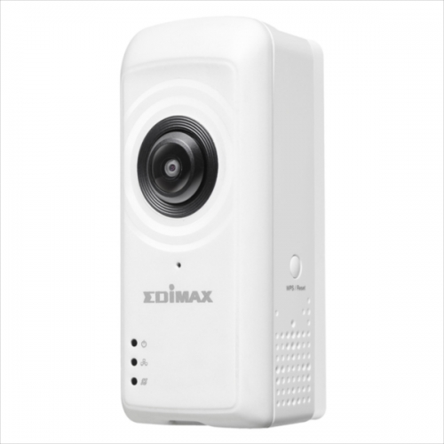 Edimax IC-5150W Smart Full HD Wi-Fi Fisheye Cloud kamera z 180-stopinjskim panoramskim pogledom