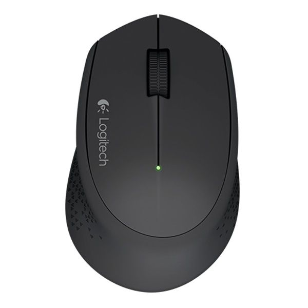 Miška Logitech M280 Wireless, črna MOULOR220