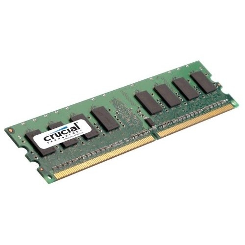 RAM DDR2 1GB PC2-6400 800MHz CL6 Crucial RAMCRU033