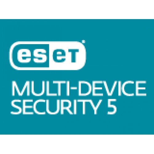 Multi-Device Security Pack 5 BOX, Eset SWRESE018