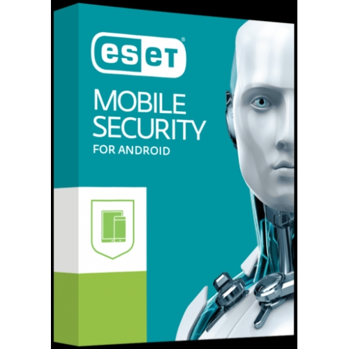 ESET Mobile Security OEM, 1 leto SWRESE019