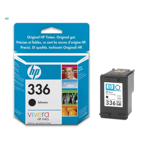 HP 336 Black Crg., 5 ml, PSC 1510, DJ 5440 YC9362EE