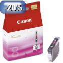 ČRNILO CANON CLI-8 MAGENTA ZA iP3300/iP4200/4300/iP5200/5300/6600/6700 13ml 067272