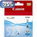 ČRNILO CANON CLI-521 CYAN ZA IP3600/4600/MP540/MP620 ZA 12ml 086177