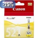 ČRNILO CANON CLI-521 RUMENO ZA IP3600/4600/MP540/MP620 ZA 12ml 086179
