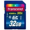 SDHC TRANSCEND 32GB 400X PREMIUM, 60MB/s, C10, UHS-I Speed Class 1 (U1) 113092