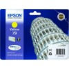 ČRNILO EPSON RUMENO 79 ZA WFPro 5620DWF, 5110DW ZA 800 STRANI (C13T79144010)