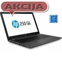 Prenosnik HP 250 G6 Celeron N3350/4GB/SSD 128GB/15,6''HD/DOS (2SX60EA#BED)