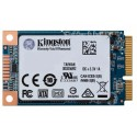 SSD Kingston mSATA 120GB UV500, SATA3.0, 520/320 MB/s, AES 256bit, 3D TLC NAND (SUV500MS/120G)