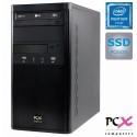 Namizni računalnik PCX EXAM F2030(Pentium G4400, 4 GB, SSD 120GB, DVD-RW) (EXAM F2030)