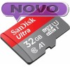 SDHC SANDISK MICRO 32GB ULTRA MOBILE, 98MB/s, UHS-I C10, A1, adapter
