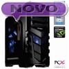 Namizni računalnik PCX EXTIAN GXLED 4.4 (i5-8400/16GB/SSD256+HDD2TB/nv1060-6GB/DVDRW) (PCX EXTIAN GXLED 4.4)