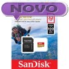 SDHC SANDISK MICRO 32GB EXTREME KAMERA/DRON, 100/60MB/s, UHS-I Speed Class 3, V30, adapter