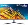 """Monitor Samsung U32R590CWU, 32"""", 3840x2160, HDMI, DP"""