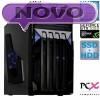 Namizni računalnik PCX EXAM i3-9100F/8GB/SSD 120GB+1TB/NV1050 2GB