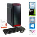 Namizni računalnik PCX EXACT i5-9400F/8GB/SSD250GB/1TB/GTX1650-4GB WIN 10
