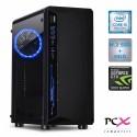 Namizni računalnik PCX EXACT i5-9400F/16GB/SSD256GB/1TB/GTX1660 S-6GB