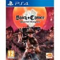 Black Clover: Quartet Knights (PS4)