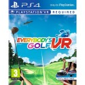 Everybody's Golf VR (PS4)