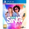 Let's Sing 2020 +1 mikrofon (PS4)