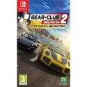 Gear Club Unlimited 2 - Porsche Edition (Switch)