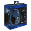4GAMERS PS4 STEREO GAMING HEADSET CAMO EDITION