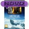 Final Fantasy XIV Time Card