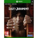 Lost Judgment (Xbox One & Xbox Series X)