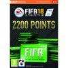 Fifa 18 2200 FUT POINTS (pc)