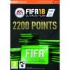 Fifa 18 2200 FUT POINTS (pc)