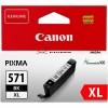 Canon CLI-571 BK črna XL kartuša BS0331C001AA