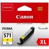 Canon CLI-571 Y rumena XL kartuša BS0334C001AA