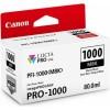 Canon PFI-1000 MBK mat črna kartuša BS0545C001AA