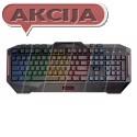 Tipkovnica ASUS Cerberus Gaming MKII, USB, SLO KEYASU011