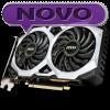 Grafična kartica MSI GeForce GTX 1660 Ti OC VENTUS XS, 6GB GDDR6, PCI-E 3.0