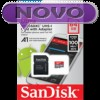 SanDisk ULTRA ANDROID Micro SDXC 64GB 100MB/s Class 10 UHS-I + adapter