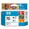 HP tiskalna glava Matte Black and Cyan YC9404A