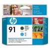 HP TISKALNA GLAVA BLACK AND CYAN HP 91 DJ Z6100 YC9460A