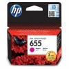 HP 655 Magenta Ink Cartridge YCZ111AE